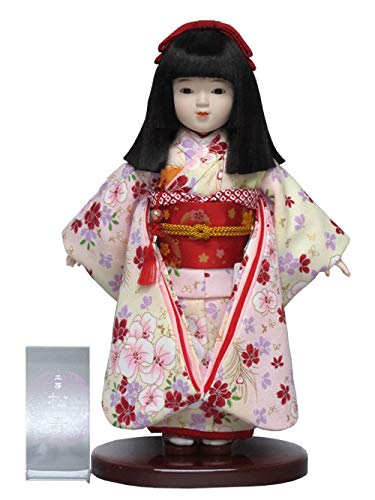 弓戸人形『市松人形』
