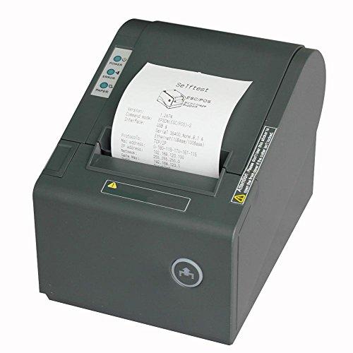 Impresora térmica gp-80250ivn ipos stampantina para Recibos Tiene pos Printer 80mm con Cortador integrada
