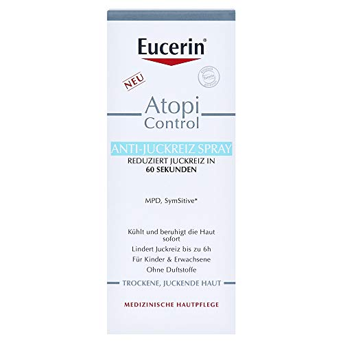 Eucerin AtopiControl Anti-Juckreiz Spray, 50 ml