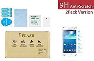 (2 Pack) iPhone 11 Glass Screen Protector, iPhone XR Glass Screen Protector, iFlash Screen Protector Compatible with Apple iPhone 11 and iPhone XR (6.1 Inch) (2 Pack, Clear) 0.25mm Tempered Glass Screen Protector w/ Advanced HD Clarity / Case Friendly