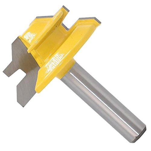 Oberfräser Gehrung 1/2 \'\' Verleimfräser 8mm Schaft, Hartmetalllegierung Material