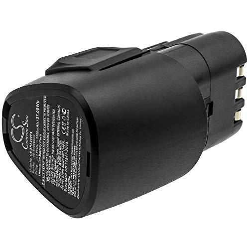 TECHTEK batería sustituye 45154006500 Compatible con [STIHL] HSA 25, HSA 25 Cordless Shrub, HSA 25 Grass Shears