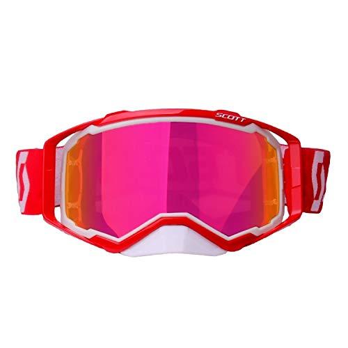 SPXMX Occhiali da moto occhiali da fuoristrada parabrezza per mountain bike