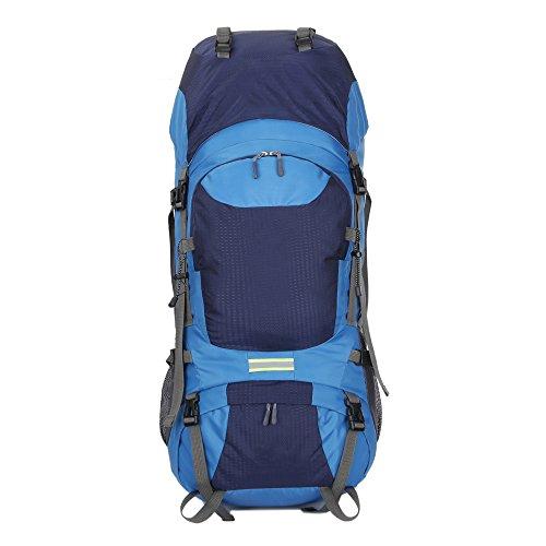 YMMONLIA Mountaintop Sacs à Dos de randonnée Sac au Dos pour Camping,Voyage,Sac étanche avec Alpinisme Sac