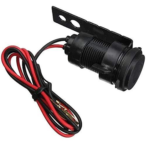 Auto-Änderung Messgerät Öldruckanzeige Motorrad 12V Wasserdichte USB-Ladegerät-Energien-Adapter Auto-Änderung Spur
