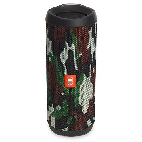 JBL FLIP 4 - Waterproof Portable Bluetooth Speaker - Squad Camo