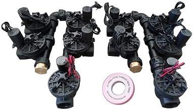 Qty. 10 x 1 inch (25mm) Irrigation Manifold Solenoid 24V AC 100 LPM-Flow Control & Override
