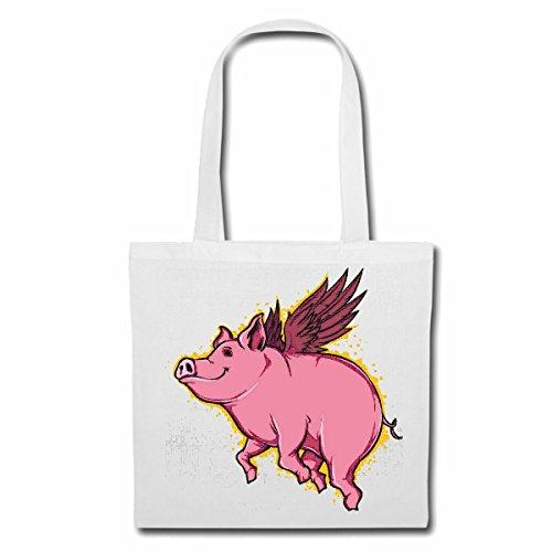Bolsillo Bolso Bolsa Casa del vuelo Cerdos Cerdos Cerdos Wildsau COCHINILLOS Glücksschwein Pig BBQ Glücksschwein doméstica PIG BOAR Bolsa de deporte Bolsas de Blanco