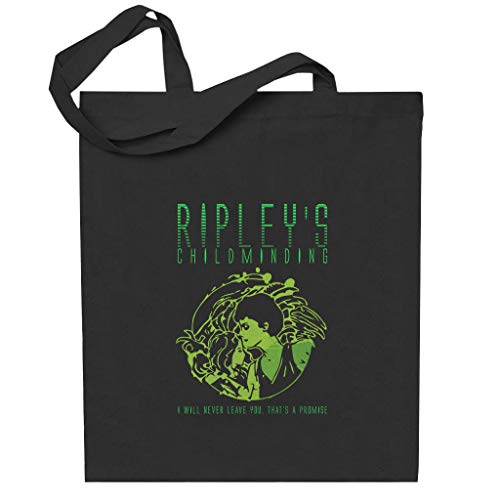 Ripleys Childminding Aliens Totebag