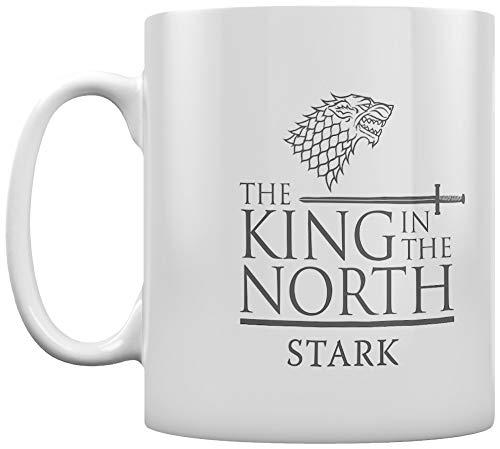 Juego de Tronos Taza King In The North
