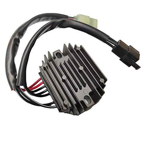Semoic Rectificador de Corriente Estabilizador de Voltaje Regulador de Voltaje para Arctic 400500 2001-2009 3530-028 3530-059