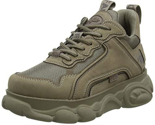 Buffalo Damen CLD CHAI Sneaker, Grey, 38 EU