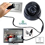 Smars CCTV Dome Camera TV Out Night Vision Video & Audio Recorder with Ir and Inbuilt DVR