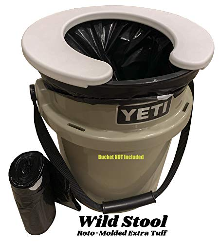 Wild Stool for YETI Load Out & All 5 Gallon Buckets
