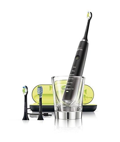 Philips Sonicare DiamondClean HX9353/56 - Elektrische tandenborstel - Zwart