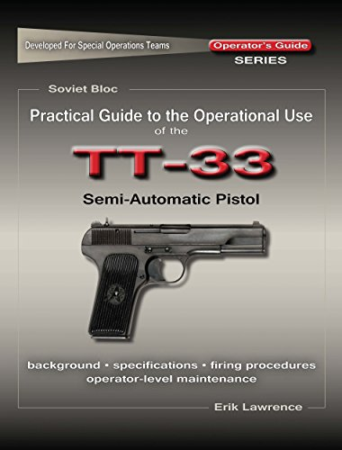 Practical Guide to the Operational Use of the TT-33 Tokarev Pistol (English Edition)