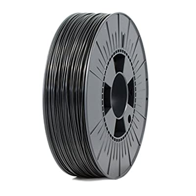PC ABS 1.75mm 'Brave Black' 0.50kg