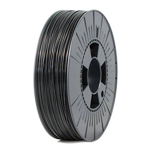 ICE FILAMENTS ICEFIL1PCABS202 PC ABS Filament für 3D-Drucker, 1,75 mm, 0,50 kg, Brave Black