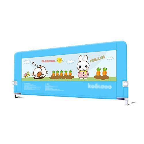 Garde-Corps De Lit King/Queen Rails De Lit Baffle Safety Bed Fence pour Enfants, Enfants en Bas Âge, Bébés (Taille : 200cm)