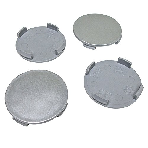 4 x Moyeu Capuchons 55,5 mm/55 mm Couvercle pour moyeu universel