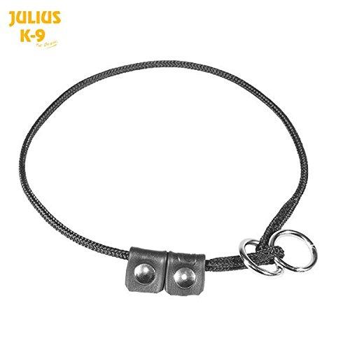 JULIUS K-9 Dressurhalsband Durchm. 3,5 mm / 75 cm-schwarz