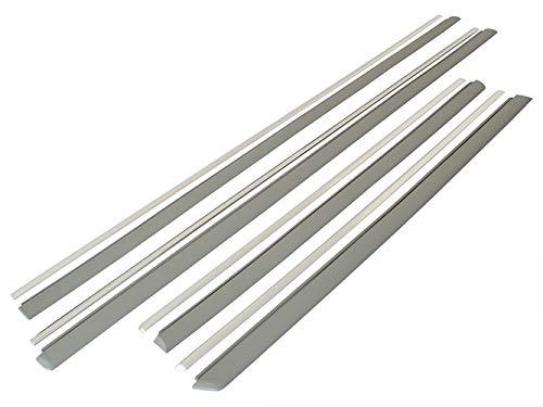 4X Zierleisten Türleisten Seitenleisten Leisten