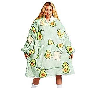The Oodie Blanket Hoodie | Premium Wearable Blanket Adult & Kids Sizes | All Patterns & Colors | Hoodie Blankets Oversized Hoodie Blanket for Women & Men Oodie Hoodie Blanket Hoodie Women & Men