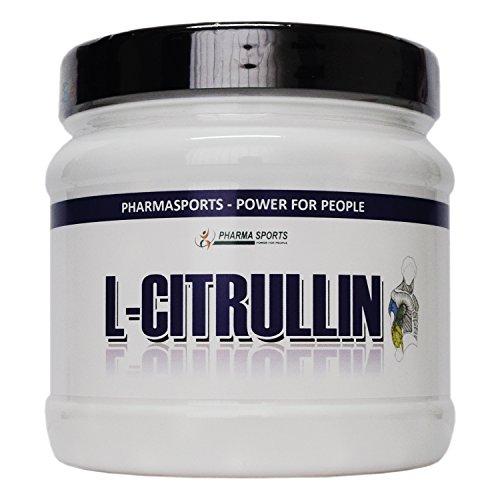 240 Kapseln L-CITRULLIN-MALAT 1000 mg pro Kapsel | PRE WORKOUT Aminosäure | Durchblutung der Muskulatur | N.O.-Vorstufe (Nitric Oxide/Stickstoffmonoxid) | Pump und Leistungsfähigkeit | Made in Germany