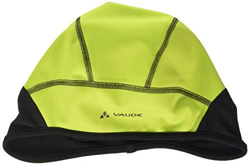 VAUDE Accessories Bike Windproof Cap III, black/chute, L, 032236185400