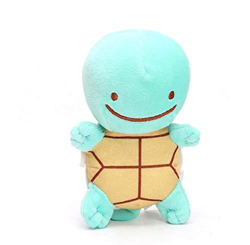 WPQL Pokemon Ditto Cosplay Pikachu Plüschtiere, Cartoon Tortoise Gefüllte Puppen, Tier Soft Toys, Sammeln von Spielzeug, Für Kinder Geschenk