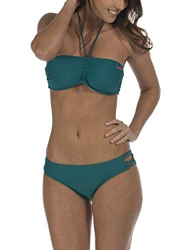 Bench Damen DEAREST Bikini-Set, Türkis (Harbour Blue GR247), 34 (Herstellergröße: XS)
