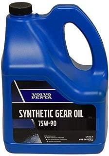 Volvo Penta 1141680 75W-90 Transmission Oil - Gallon (GALLON)