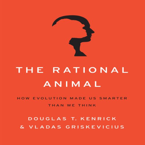 The Rational Animal audiobook cover art