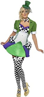 Miss Hatter Adult Costume - Small