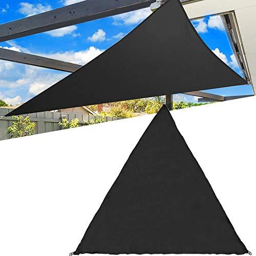 OZYN Toldo Vela De Sombra, Triangular Resistente A Los Rayos UV Vela Solar para Patio De Jardín Piscina Terraza Camping (Size : 4.5x4.5x4.5m)