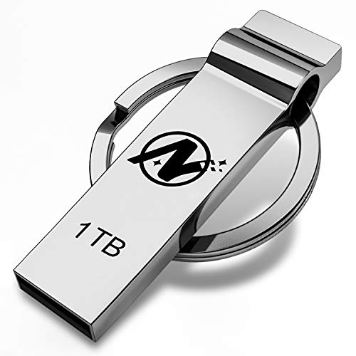 USB Flash Drive 1TB Thumb Drive: USB Memory Stick Ultra Large Storage USB Drive Portable Jump Drive Zip Drive with Keychain