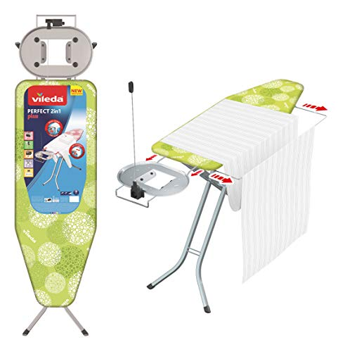 Vileda – Planche à repasser Perfect 2in1 Plus –...