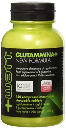 +Watt Glutammina+ Compresse Tutti Frutti -120 compresse
