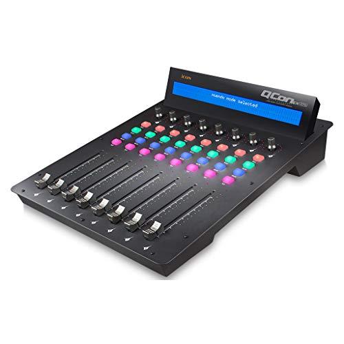 Icon Pro Audio DAW Controller, QCon EX G2 Extender (QCONEXG2)