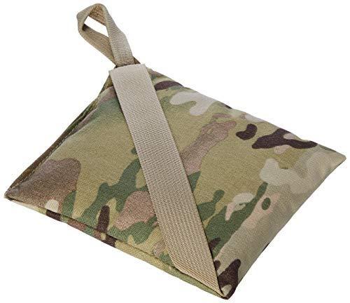 AMERICAN MOUNTAIN SUPPLY 51000MCM Rear Sniper Bag, Multicolor, Medium