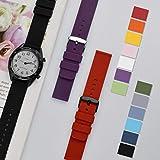 Zoom IMG-2 wocci 22mm orologi cinturino in