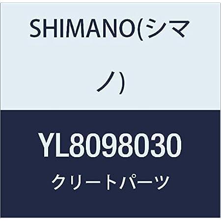 シマノ(SHIMANO) SPDクリートスペーサー SM-SH51/SM-SH56用 2個入 10mm YL8098030