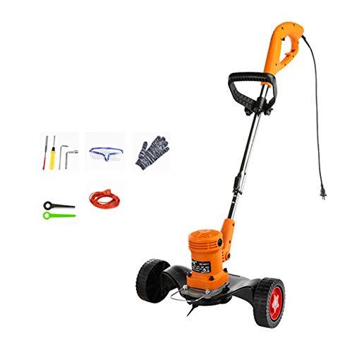 Best Review Of DENGS 800W Hedge Cutter, Adjustable Brush Cutter, Cutting Diameter: 230mm, Power Cord...