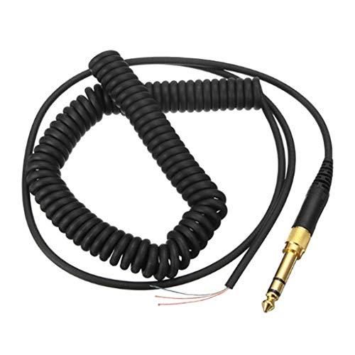 #N/A/a Cable de actualización de Audio de Repuesto Compatible con DT 990 Pro, DT 770 Pro Accesorios para audífonos