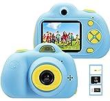ToyZoom Cámara para niños, cámara Digital portátil para Selfies para niñas,...