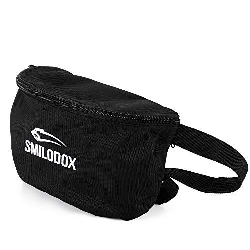 Smilodox Waistbag Classic - Gürteltasche, Farbe:Schwarz