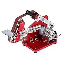 機械部品アングルグラインダーベルトサンダーマシンベンチサンダーベルトテーブル研磨サンダーマシン60W電子マイクロサンダー