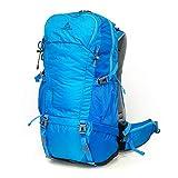 mapuera Meandro - Tourenrucksack mit Frontzugriff, 31 l, gepolstertes Rückensystem für hohen Komfort, als Wanderrucksack für mehrtägige Touren und Wochenendausflüge geeignet, inklusive Regenhülle