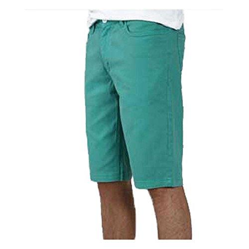Emerica Herren Pant HSU Twill Short Hose, Green, 30