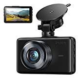 iZEEKER Dash Cam 1080P Car Dash Camera, Super Night Vision Driving Recorder 3 Inch LCD Screen 170° Wide Angle, G-Sensor, Accident Record, Loop Recording